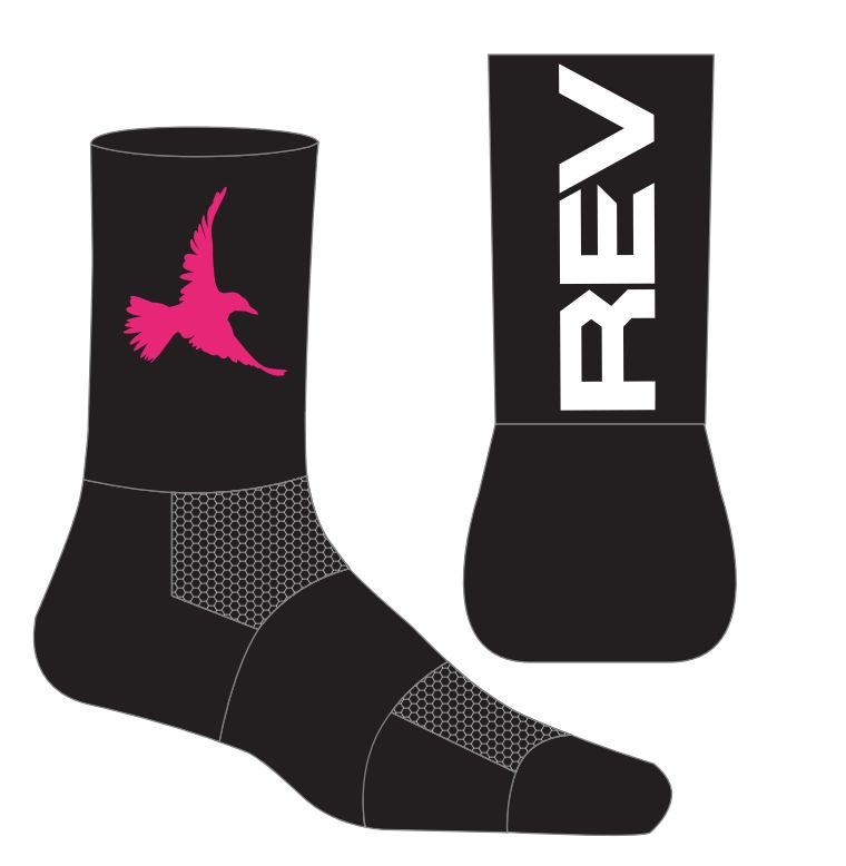 DNA REV Cycling Sock DNA
