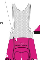 Biemme REV Cycling Bibs, Ladies, Pink, Biemme