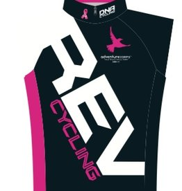DNA REV Cycling Black, Vest, DNA