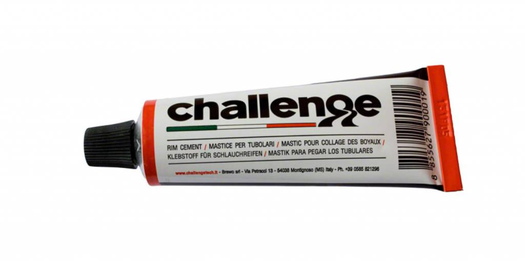 Challenge Challenge Tubular Rim Cement 25g Tube single