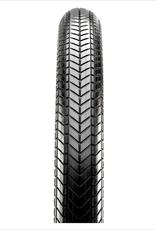 Maxxis Maxxis Grifter Tire - 20 x 1.85, Clincher, Folding, Black, Dual, SilkShield