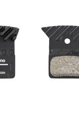 Shimano SHIMANO DISC BRAKE PADS RESIN PAD (L03A) W/FIN & SPRING