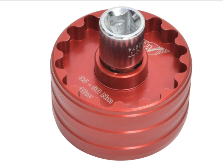 Wheels Manufacturing Wheels Manufacturing BBTOOL-48-44 Bottom Bracket Socket for 48.5mm and 44mm 16-Notch Cups