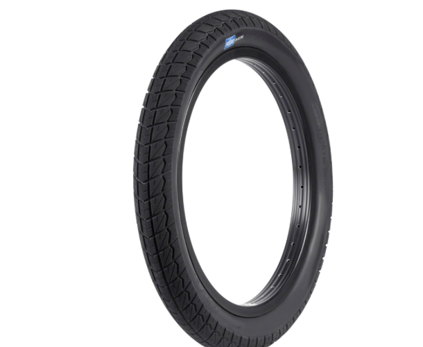 Sunday Sunday Current Tire - 18 x 2.2, Clincher, Wire, Black