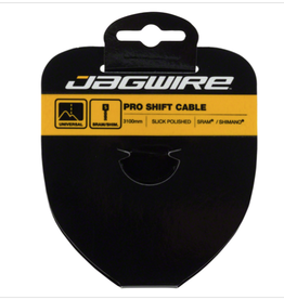 Jagwire Jagwire Pro Polished Slick Stainless Derailleur Cable 1.1x3100mm SRAM/Shimano