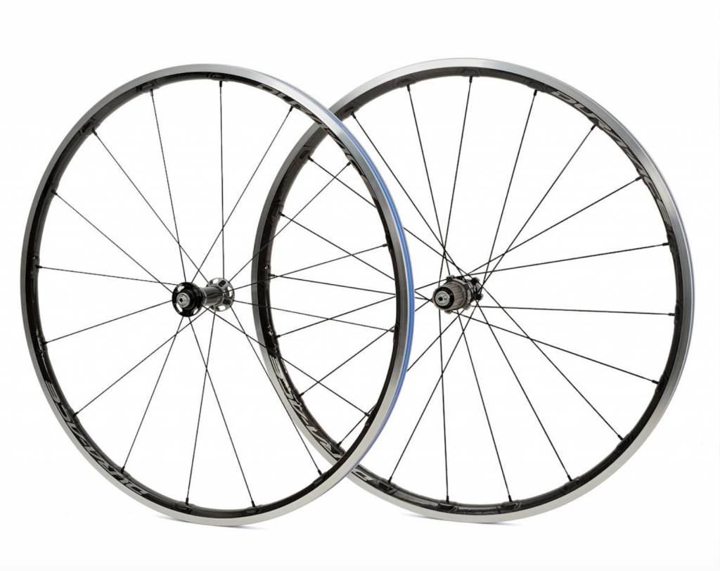 Shimano Shimano WH-R9100-C24-CL, SET 100/130 QR, Wheels, W/WHEEL BAG