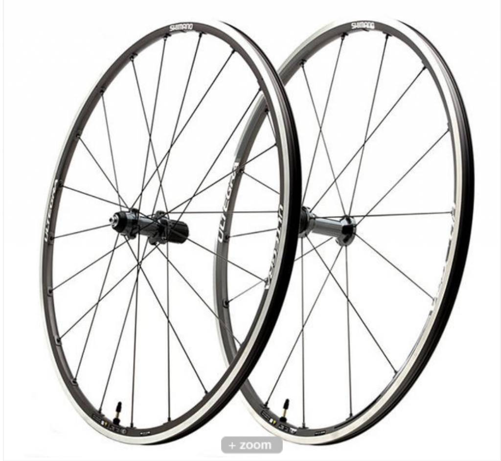 Shimano SHIMANO WHEEL, WH-6800 ULTEGRA F 16H/R:20H FOR 10/11-S, OLD:F/1
