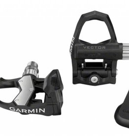 Garmin Garmin Vector 2S Power Meter Pedal Pair: Large, Fits Cranks Up To 44mm Wide x 15-18mm Thick