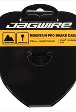 Jagwire Jagwire Pro Polished Slick Stainless Mountain Brake Cable 1.5x2750mm SRAM/Shimano