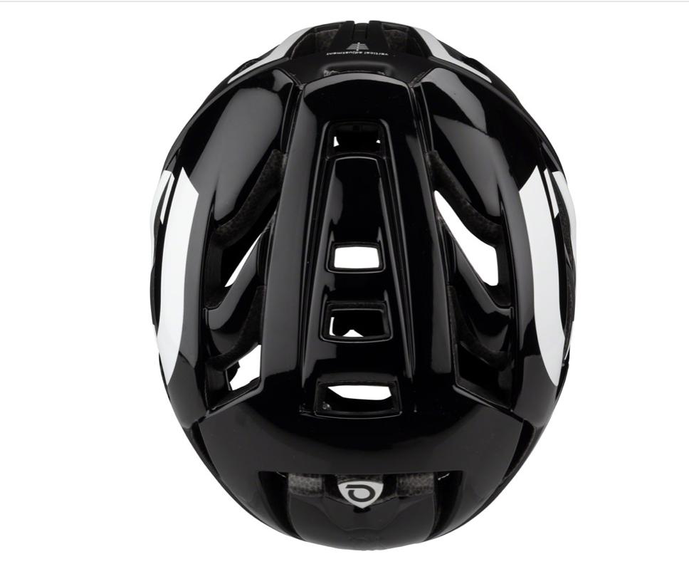 Briko Briko Ventus Helmet - Shiny Matte Black, Small/Medium