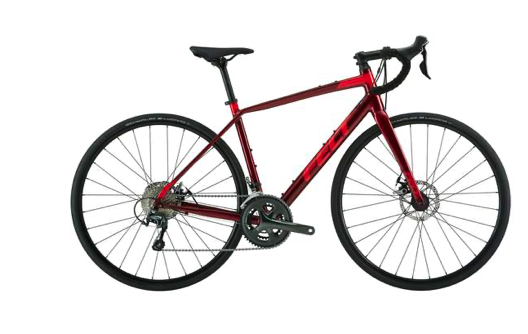 Felt Bicycles VR40 Crimson