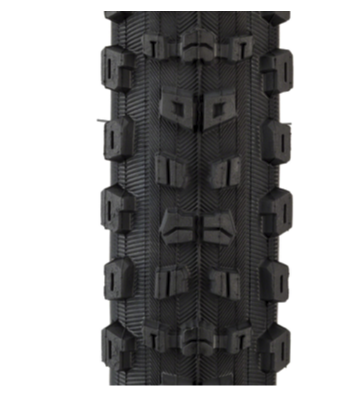 Maxxis Maxxis Aggressor Tire - 27.5 x 2.3, Tubeless, Folding, Black, Dual, EXO, MTB Tire