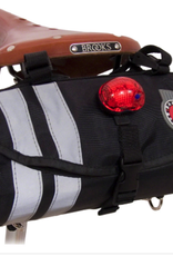 Banjo Brothers Banjo Brothers Barrel Bag - Black