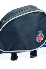 Banjo Brothers Banjo Brothers Top Tube Bag - Black, XL