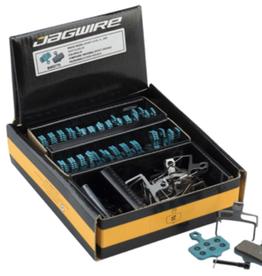 Jagwire Jagwire Sport Organic Disc Brake Pads for SRAM Level TL, T, DB5, DB3, DB1, Avid Elixir R, CR, CR Mag, 1, 3, 5, 7, 9, X0, XX, World C up