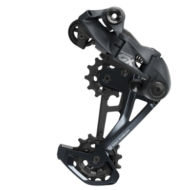 SRAM SRAM GX Eagle Rear Derailleur - 12-Speed, Long Cage, 52t Max, Lunar
