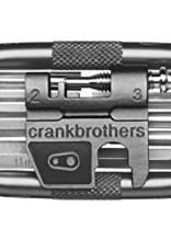 Crankbrothers Crank Brothers Tools - Tool Multi 17 - Black/Silver
