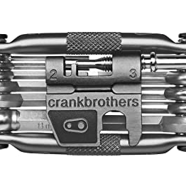 Crankbrothers Crank Brothers Tools - Tool Multi 17 - Black/Silver