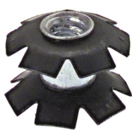 """AheadSet Aheadset Starnut for 1"""" Steel and Narrow I.D. 1-1/8"""" Aluminum Steerer Tubes"""
