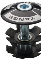 """Tange-Seiki Tange-Seiki Aheadset Starnut, Bolt, and Nylon Cap for 1"""" Steel or 1-1/8"""" Aluminum Steerer"""