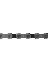 SRAM SRAM PC-X1 Chain - 11-Speed, 118 Links, Silver/Black