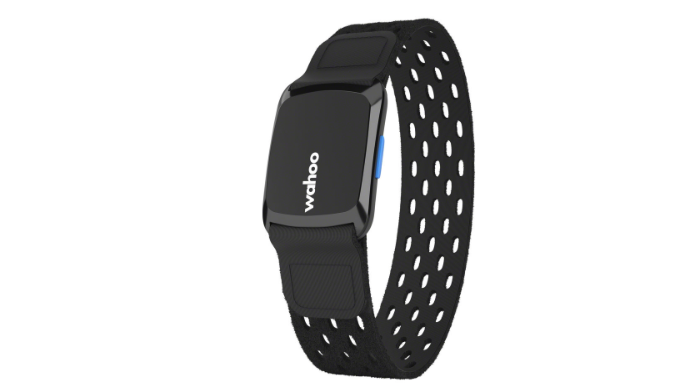 Wahoo Fitness Wahoo Fitness TICKR FIT Heart Rate Armband - Optical, Bluetooth, ANT+, Black