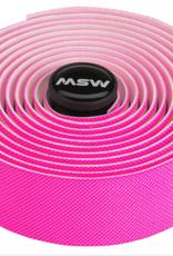 MSW MSW Anti-Slip Gel Durable Bar Tape - HBT-300, Pink