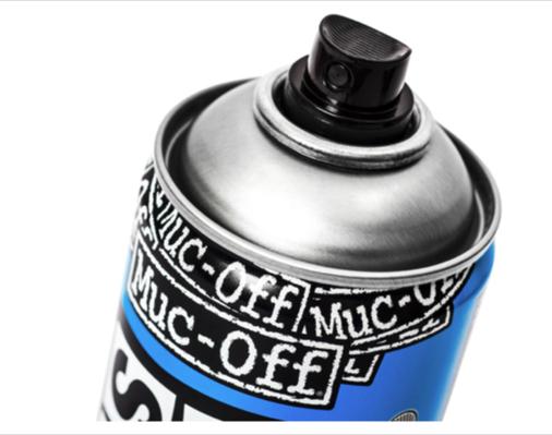 Muc-Off Muc-Off Silicon Shine Lube- 500ml