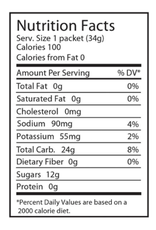 Clif Clif Shot Gel, Strawberry (+Caffeine) - 1.1oz (24/Bx)