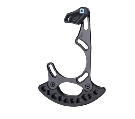 Absolute Black Absolute Black Oval Bash Guide - Premium Chain Guide with Taco- ISCG0