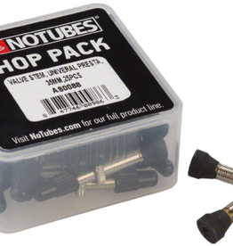Stan's No Tubes Stan's NoTubes 35mm Tubeless Valve Shop Pack: 25-pack