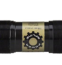 TruVativ TruVativ PowerSpline 118 x 68E/73mm Bottom Bracket with Alloy Cups
