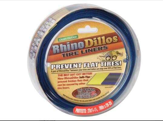 Rhinodillos Rhinodillos Tire Liner: 700 x 28-35, Pair