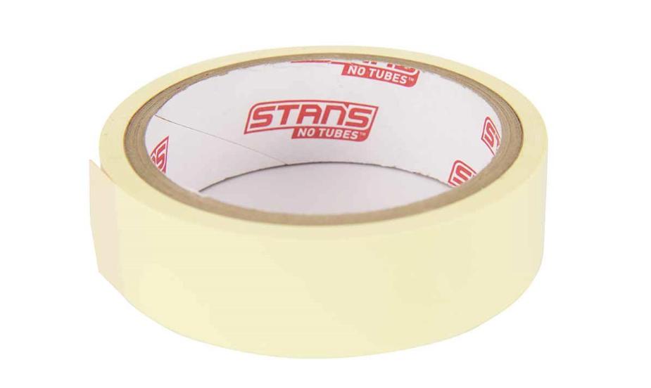 Stan's No Tubes Stan's No Tubes, Rim Tape, Yellow, 9.14 meters - 10 yards