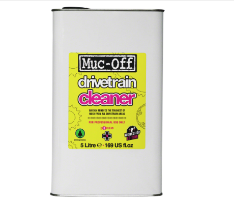 Muc-Off Muc-Off Drivetrain Cleaner 5 Liter Bucket