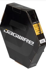 Jagwire Jagwire 5mm Sport Brake Housing with Slick-Lube Liner 50M File Box, Black