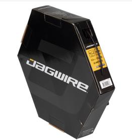 Jagwire Jagwire 5mm Sport Brake Housing with Slick-Lube Liner 50M File Box, Black