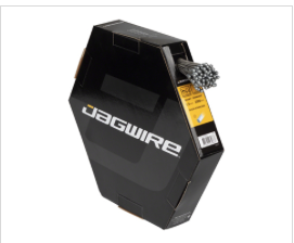 Jagwire Jagwire Sport Brake Cable 1.5x2000mm Slick Stainless SRAM/Shimano Road, Box of 100