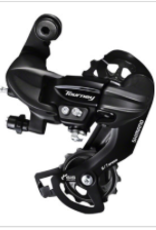 Shimano Shimano Tourney RD-TY300-SGS Rear Derailleur - 6,7 Speed, Long Cage, Black, Shimano Rear Direct Mount