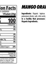 Honey Stinger Honey Stinger Organic Energy Gel: Mango-Orange, Box of 24