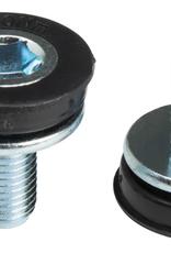 Problem Solvers Problem Solvers 8mm Hex Crank Arm Fixing Bolt/Cap Pair