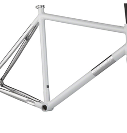All-City All-City Thunderdome Frameset - 700c, Aluminum, Polished Pearl