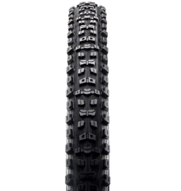 Maxxis Maxxis Aggressor Tire - 27.5 x 2.5, Tubeless, Folding, Black, Dual, DD, Wide Trail