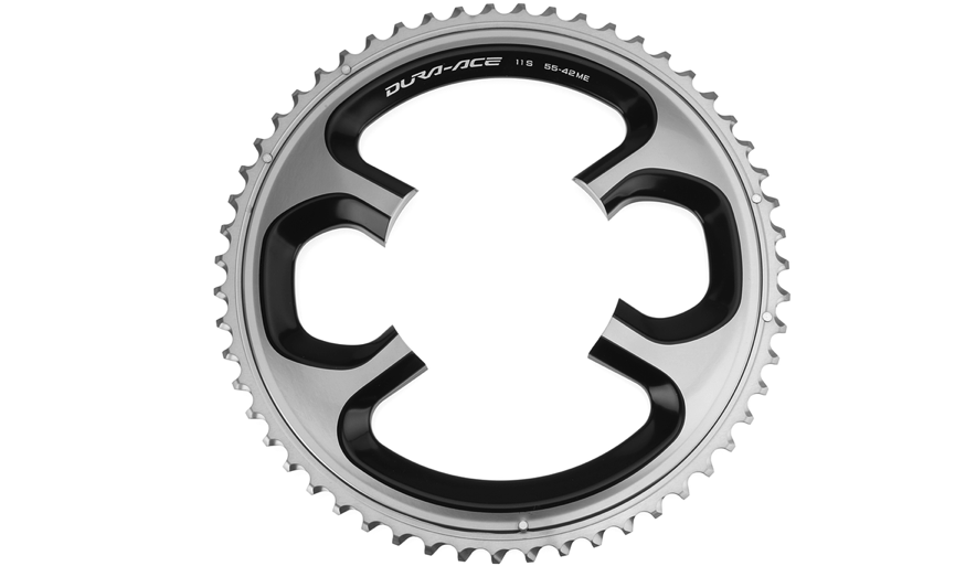 Shimano Shimano Dura-Ace R9000 FC-9000 Chainring 55T-ME for 55-42T