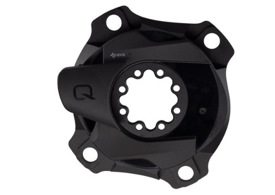 SRAM SRAM RED/Force AXS Power Meter Spider - 107 BCD, 8-Bolt Crank Interface, 1x/2x, Black, D1