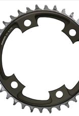 SRAM SRAM 107mm BCD x 4-Bolt, 1X11, 1x12-Speed X-Sync Chainring, Blast Black