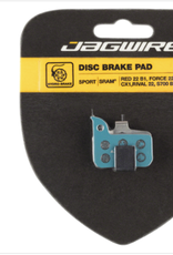 Jagwire Jagwire Sport Organic Disc Brake Pads for SRAM Red 22 B1, Force 22, CX1, Rival 22, S700 B1, Level Ultimate