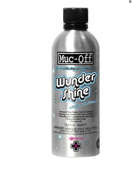 Muc-Off Muc-Off Wunder Shine, 500ml