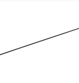 DT Swiss DT Swiss Revolution Spoke - 2.0/1.5/2.0mm, 258mm, J-Bend, Black, Each