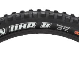 Maxxis Maxxis Minion DHR II Tire - 26 x 2.8, Tubeless, Folding, Black, 3C, EXO